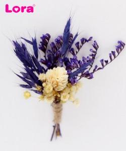 Kuru Çiçekli Yaka Çiçeği - 42004