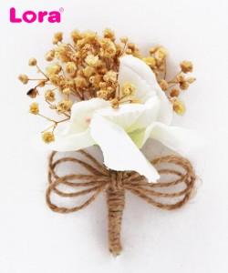 Kuru Çiçekli Yaka Çiçeği - 42005