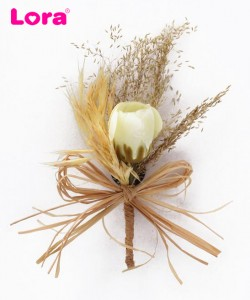 Kuru Çiçekli Yaka Çiçeği - 42006