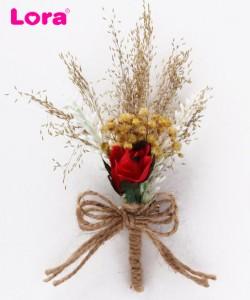 Kuru Çiçekli Yaka Çiçeği - 42007