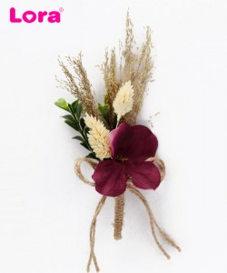 Kuru Çiçekli Yaka Çiçeği - 42009