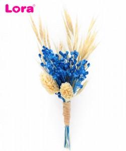 Kuru Çiçekli Yaka Çiçeği - 42010