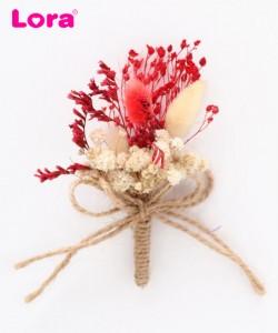 Kuru Çiçekli Yaka Çiçeği - 42011