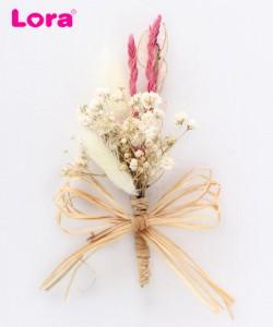 Kuru Çiçekli Yaka Çiçeği - 42012