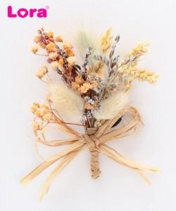 Kuru Çiçekli Yaka Çiçeği - 42013