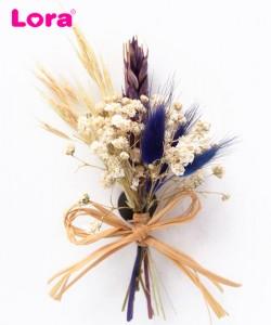 Kuru Çiçekli Yaka Çiçeği - 42015