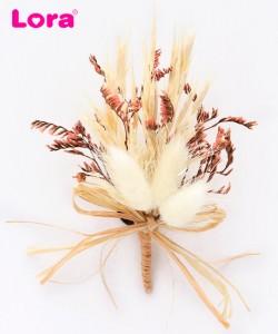Kuru Çiçekli Yaka Çiçeği - 42016