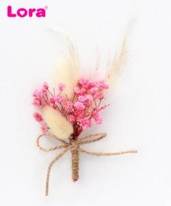 Kuru Çiçekli Yaka Çiçeği - 42018