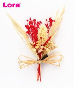 Kuru Çiçekli Yaka Çiçeği - 42019