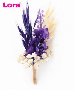 Kuru Çiçekli Yaka Çiçeği - 42020