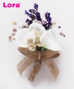 Kuru Çiçekli Yaka Çiçeği - 42024