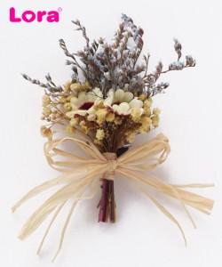 Kuru Çiçekli Yaka Çiçeği - 42027