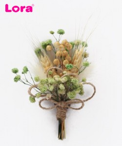 Kuru Çiçekli Yaka Çiçeği - 42028
