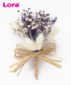 Kuru Çiçekli Yaka Çiçeği - 42029