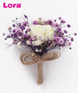 Kuru Çiçekli Yaka Çiçeği - 42032