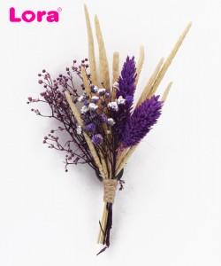 Kuru Çiçekli Yaka Çiçeği - 42034