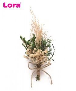 Kuru Çiçekli Yaka Çiçeği - 42038
