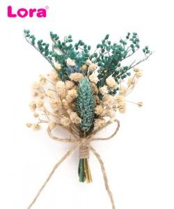 Kuru Çiçekli Yaka Çiçeği - 42039