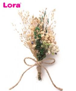 Kuru Çiçekli Yaka Çiçeği - 42040