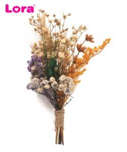Kuru Çiçekli Yaka Çiçeği - 42041