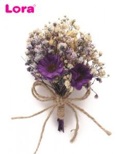 Kuru Çiçekli Yaka Çiçeği - 42043