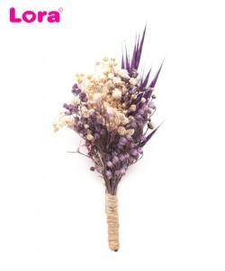 Kuru Çiçekli Yaka Çiçeği - 42044