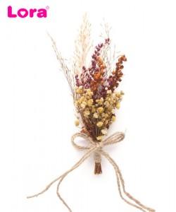 Kuru Çiçekli Yaka Çiçeği - 42047