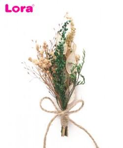Kuru Çiçekli Yaka Çiçeği - 42051