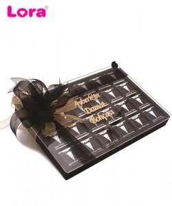 Damat Bohçası Çikolata Çeşitleri - 62128
