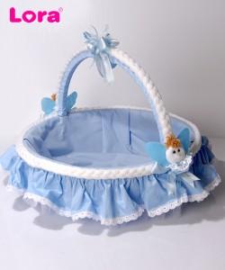 Hazır Erkek Bebek Sepetleri - 73101