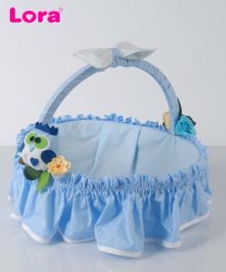 Hazır Erkek Bebek Sepetleri - 73149
