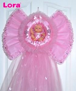 Kız Bebek Kapı Süsü - 75752