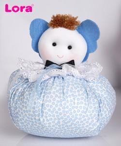 Erkek Bebek Takı Yastığı - 78102