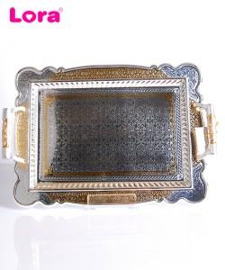 Gümüş Söz NişanTepsileri - 81070