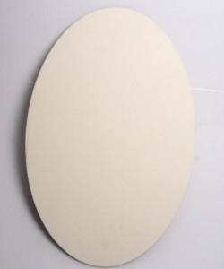 Lazer Kesim Ayna Tepsi Parçaları - 95002