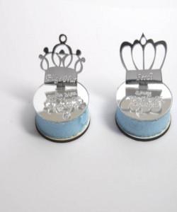 Lazer Kesim Ayna Tepsi Parçaları - 95028