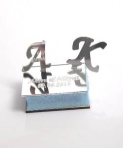 Lazer Kesim Ayna Tepsi Parçaları - 95030