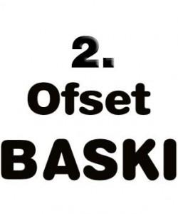 VARAK, OFSET VE SERİGRAFİ BASKILAR - 99000
