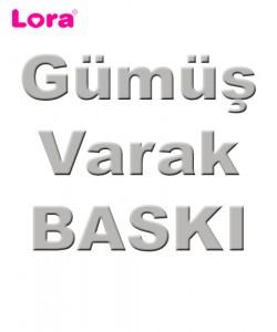 VARAK, OFSET VE SERİGRAFİ BASKILAR - 99001