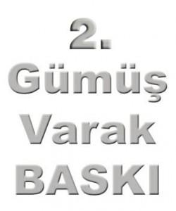 VARAK, OFSET VE SERİGRAFİ BASKILAR - 99004
