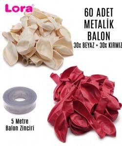 Metalik Balon Çeşitleri - 99250