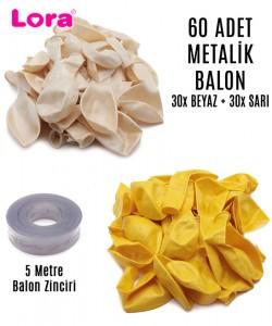 Metalik Balon Çeşitleri - 99254