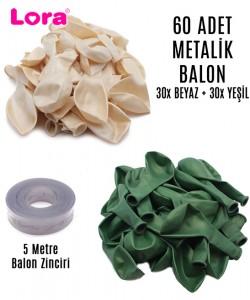 Metalik Balon Çeşitleri - 99257