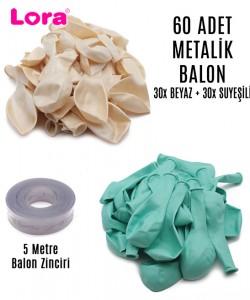 Metalik Balon Çeşitleri - 99258