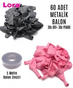 Metalik Balon Çeşitleri - 99273