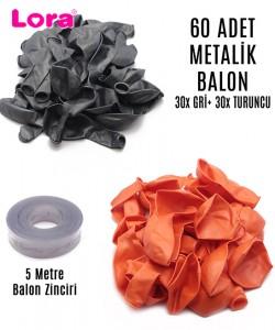 Metalik Balon Çeşitleri - 99276
