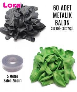 Metalik Balon Çeşitleri - 99277