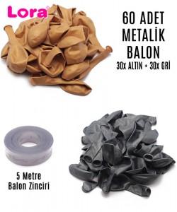 Metalik Balon Çeşitleri - 99281