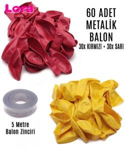Metalik Balon Çeşitleri - 99282