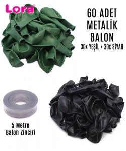 Metalik Balon Çeşitleri - 99284